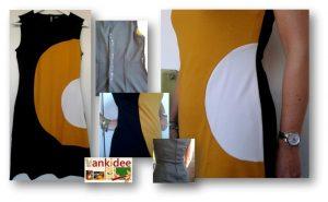 8, Collage jurkje innemen