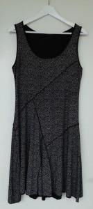 5, Bandjes inkorten jurk
